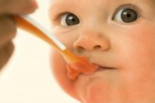 Пищеварительная система ребенка