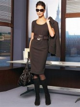 Одеваемся в офис по моде. Что носить в 2013 году?